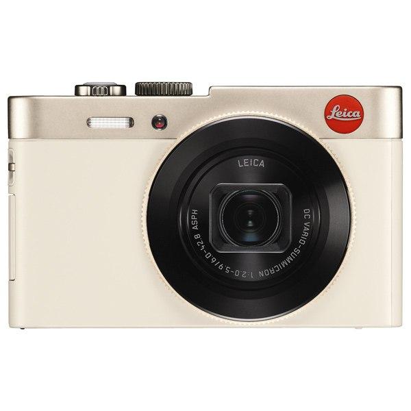 Фотоаппарат компактный премиум C Light Gold, Leica