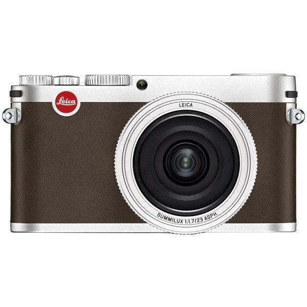 Фотоаппарат компактный премиум X Silver, Leica