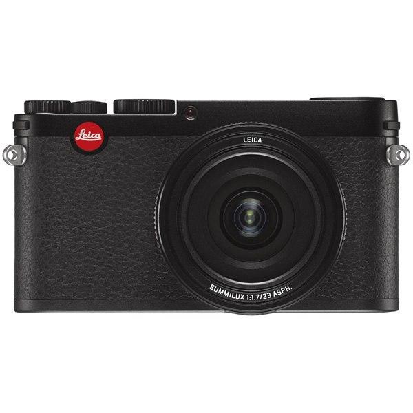 Фотоаппарат компактный премиум X Black, Leica