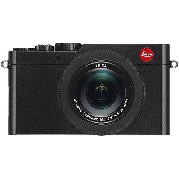 Фотоаппарат компактный премиум D-lux Black, Leica