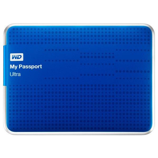 """Внешний жесткий диск 2.5"""" BBUZ0020BBL-EEUE 2TB, WD"""