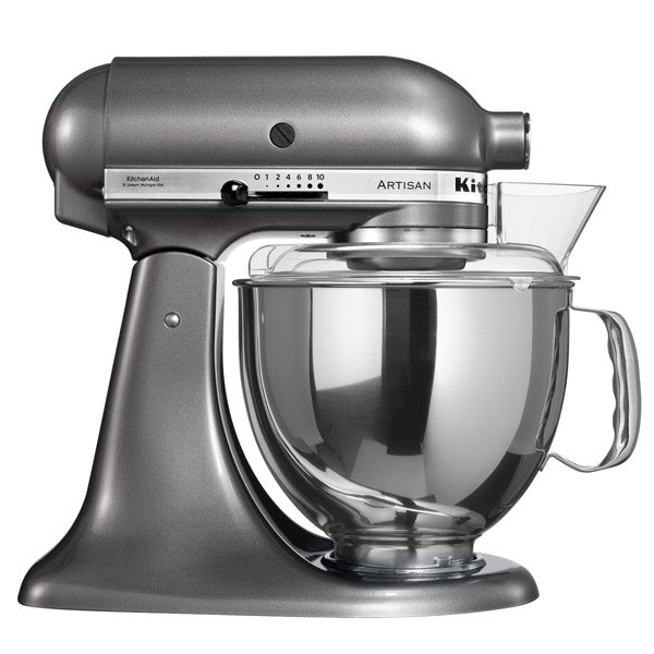 Кухонная машина Artisan 5KSM150PSEMS серебряный медальон, KitchenAid