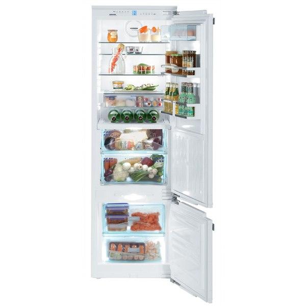 Встраиваемый холодильник комби ICBP 3256-20, Liebherr