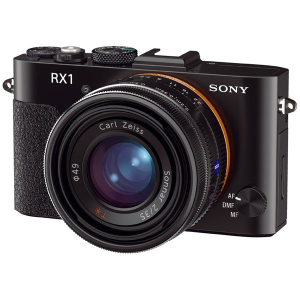 Фотоаппарат компактный премиум DSC-RX1 Black, Sony