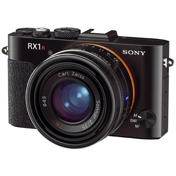 Фотоаппарат компактный премиум DSC-RX1R, Sony