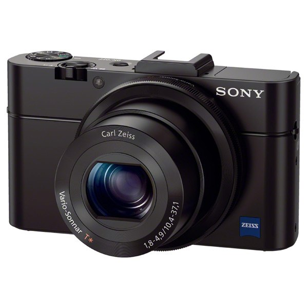 Фотоаппарат компактный премиум DSC-RX100 II Black, Sony