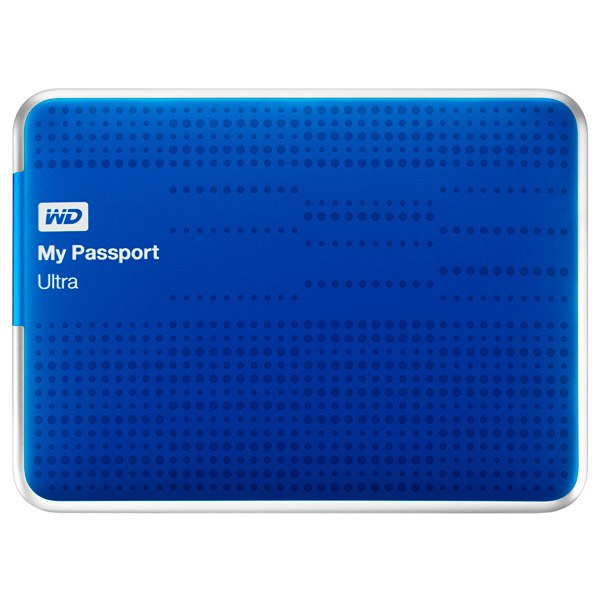 "Внешний жесткий диск 2.5"" BJNZ0010BBL-EEUE 1TB, WD"