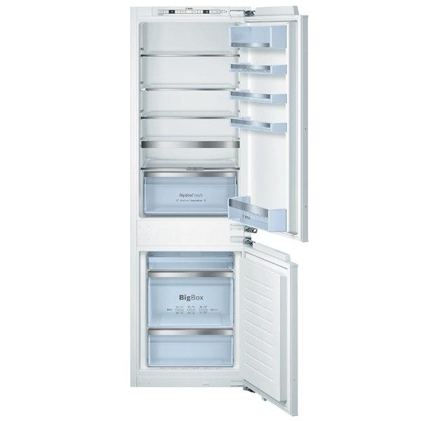 Встраиваемый холодильник комби KIN86AF30R, Bosch