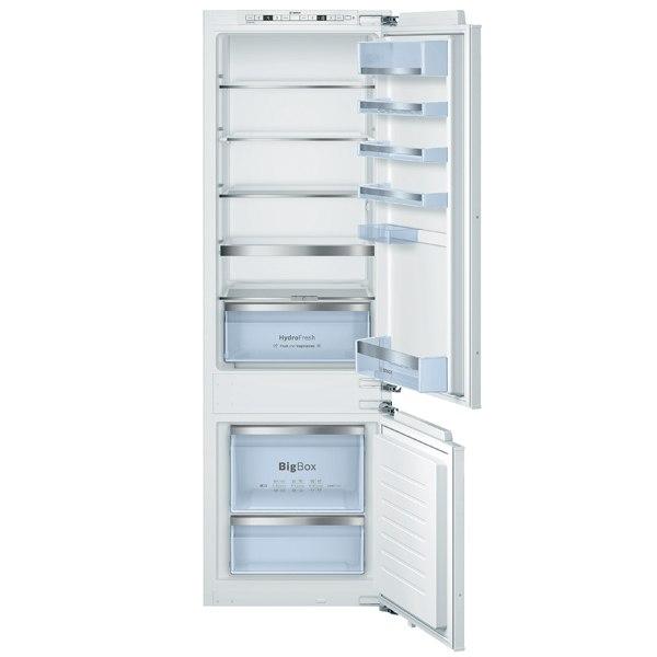 Встраиваемый холодильник комби KIS87AF30R, Bosch