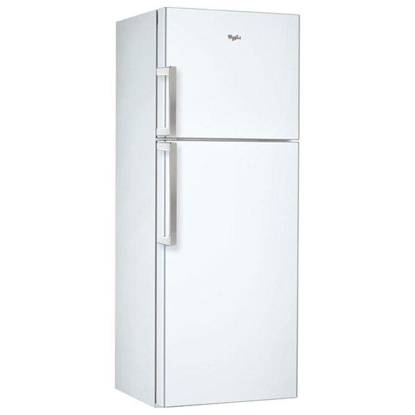 Холодильник с верхней морозильной камерой широкий WTV 4125 NF W, Whirlpool