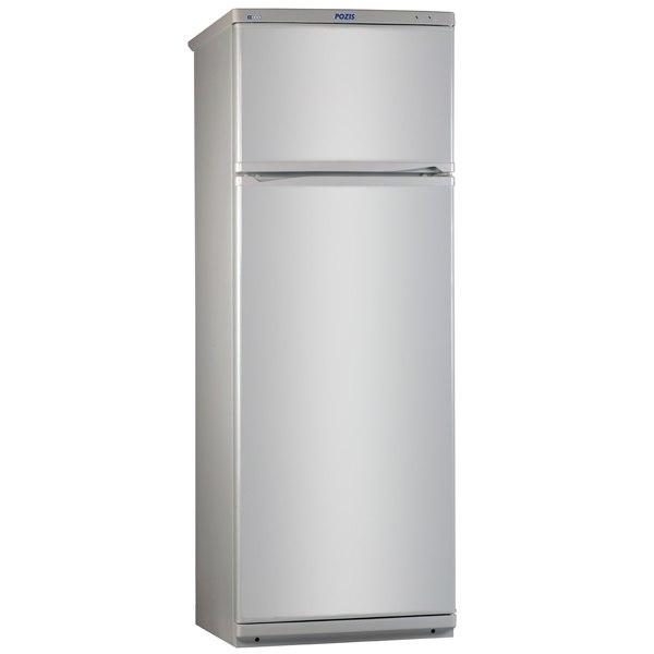 Холодильник с верхней морозильной камерой МИР 244-1 Silver, Pozis