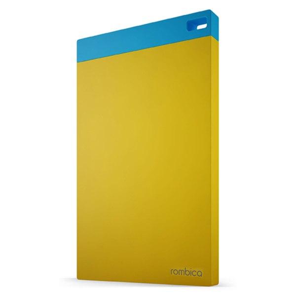 Внешний аккумулятор Neo NP60 Yellow 6000 mAh, Rombica