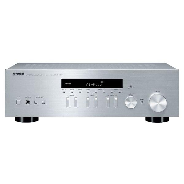 Ресивер R-N301 Silver, Yamaha