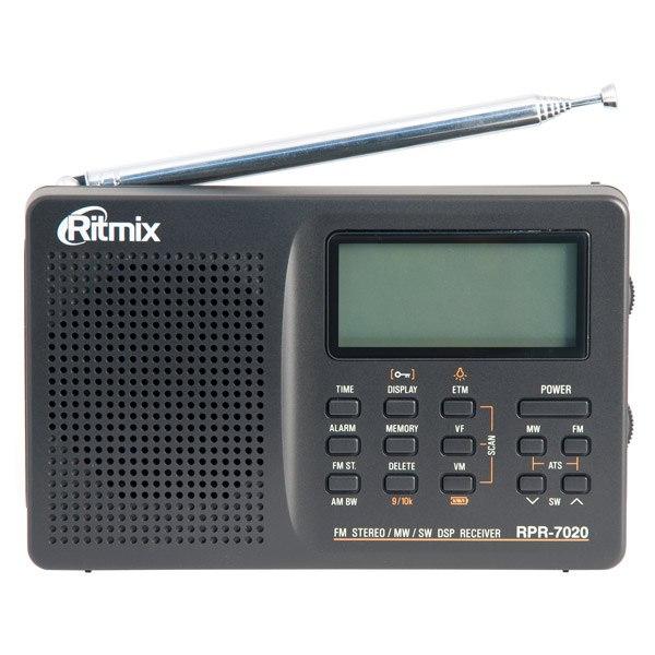 Радиоприемник RPR-7020, Ritmix