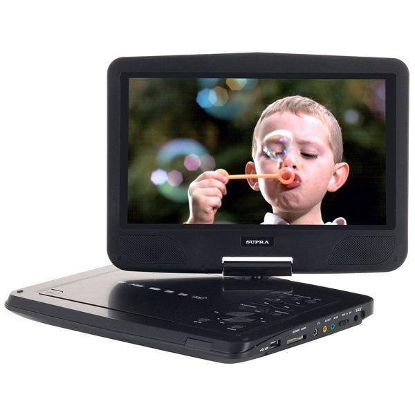 Портативный dvd-плеер SDTV-1024UT, Supra