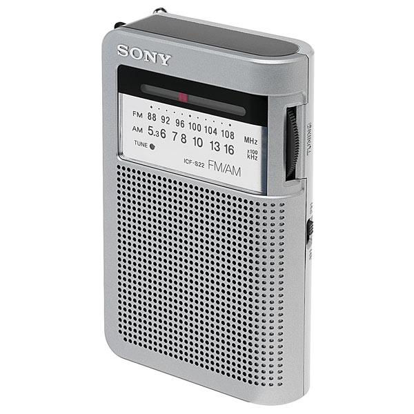 Радиоприемник ICF-S22, Sony