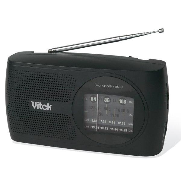 Радиоприемник VT-3587 BK, VITEK