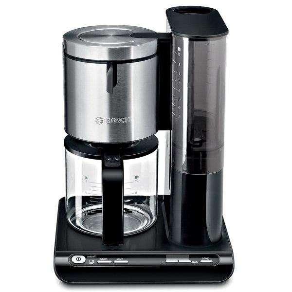 Кофеварка капельного типа TKA8633, Bosch