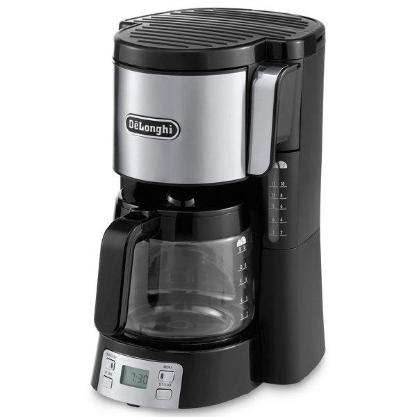 Кофеварка капельного типа ICM 15250, De Longhi
