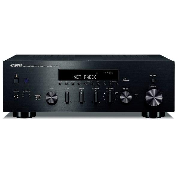 Ресивер R-N500 Black, Yamaha