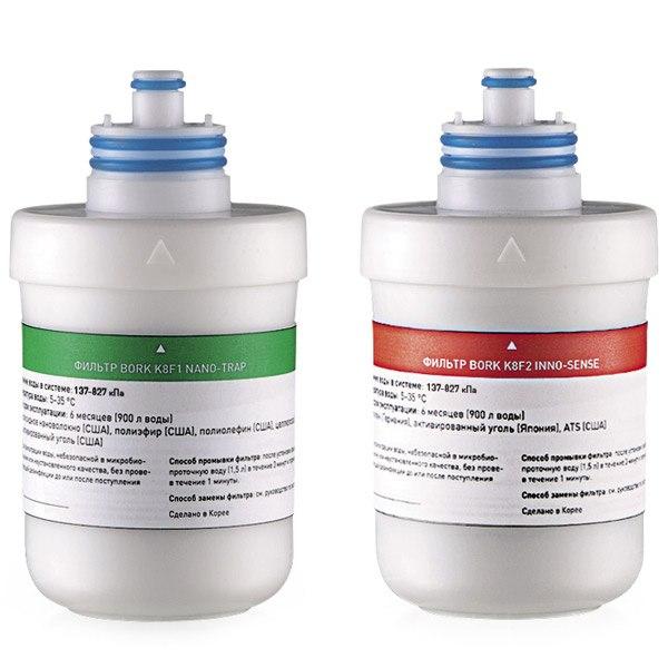 Фильтр для системы очистки воды K8F1/K8F2, Bork