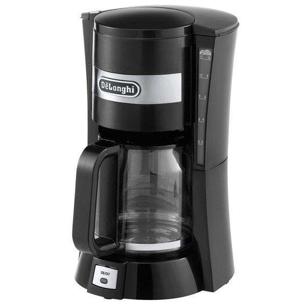 Кофеварка капельного типа ICM 15210, De Longhi