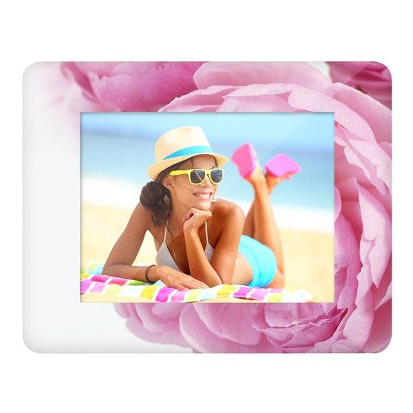 Цифровая фоторамка TF-838 Pink, teXet