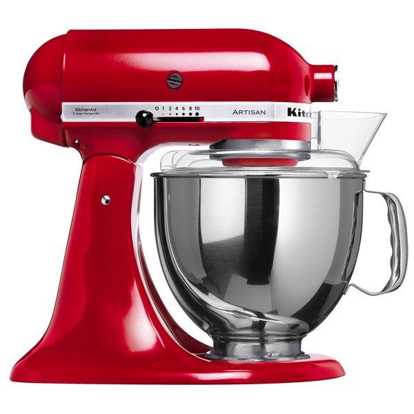 Кухонная машина Artisan 5KSM150PSEER красный, KitchenAid