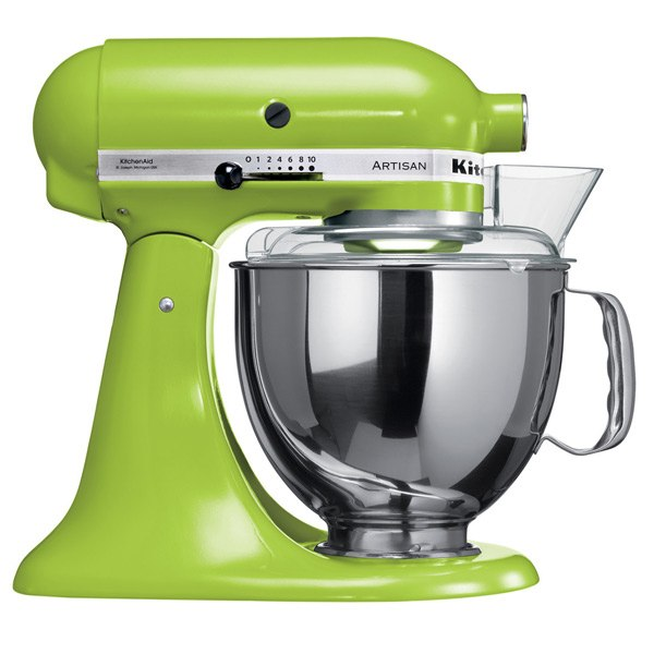 Кухонная машина Artisan 5KSM150PSEGA зеленое яблоко, KitchenAid