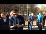 Видео с реп батла в Рубежном 17.10.15