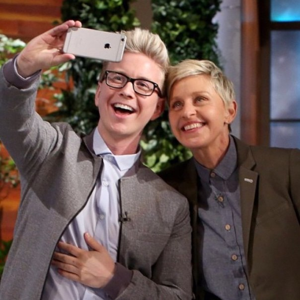 an introduction to the online celebrity tyler oakley and his success on youtube