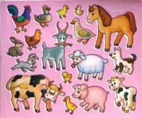 Трафареты пластиковые. домашние животные - 2, Дрофа-Медиа