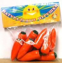 Морковь счетный материал (д-365), RN Toys