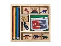 """Набор печатей """"динозавры"""", Melissa & Doug"""