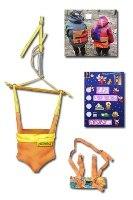 Набор подарочный: вожжи, коврик, прыгунки, Спортбэби