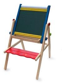 Игрушка парта-доска со скамеечкой, I'm Toy