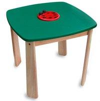 Столик деревянный (зеленый), I'm Toy