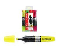 Набор маркеров с системой жидких чернил luminator, 4 штуки, STABILO