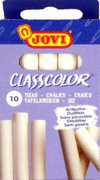 """Мелки """"classcolor"""" (белые), JOVI"""