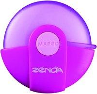 """Ластик """"zenoa"""", с пластиковой крышкой, Maped"""