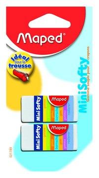 """Набор ластиков """"mini softy"""", Maped"""