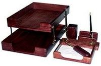 Настольный набор chicago (6 предметов, красное дерево), BeStar