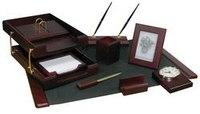 Настольный набор stockholm (10 предметов, красное дерево), BeStar
