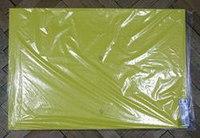 Картон плакатный, 10 листов, лимон, Werola