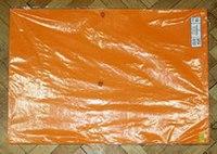 Картон плакатный, 10 листов, тёмно-оранжевый, Werola