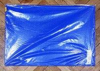 Картон плакатный, 10 листов, синий, Werola