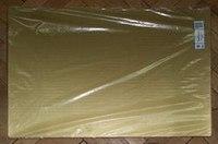 Картон плакатный, 10 листов, золотой, Werola