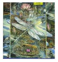 """Тетрадь """"райские бабочки"""", 96 листов, клетка, Альт"""