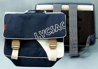Ранец школьный. blue, LycSac