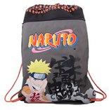 Мешок для обуви, 1 отделение, 36*46 см, Naruto